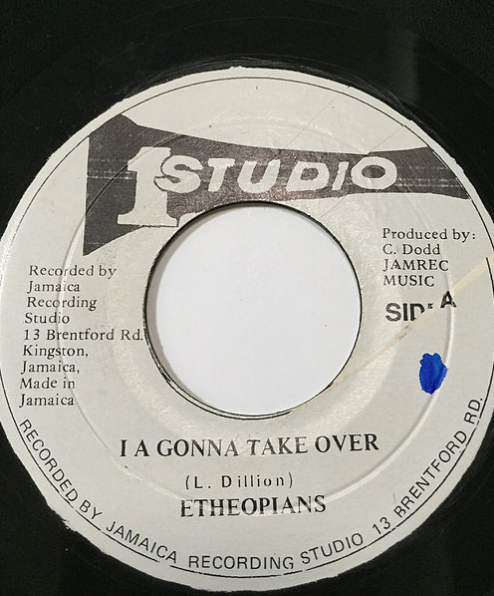 The Ethiopians(エチオピアンズ) - I'm going to take over 【7'】
