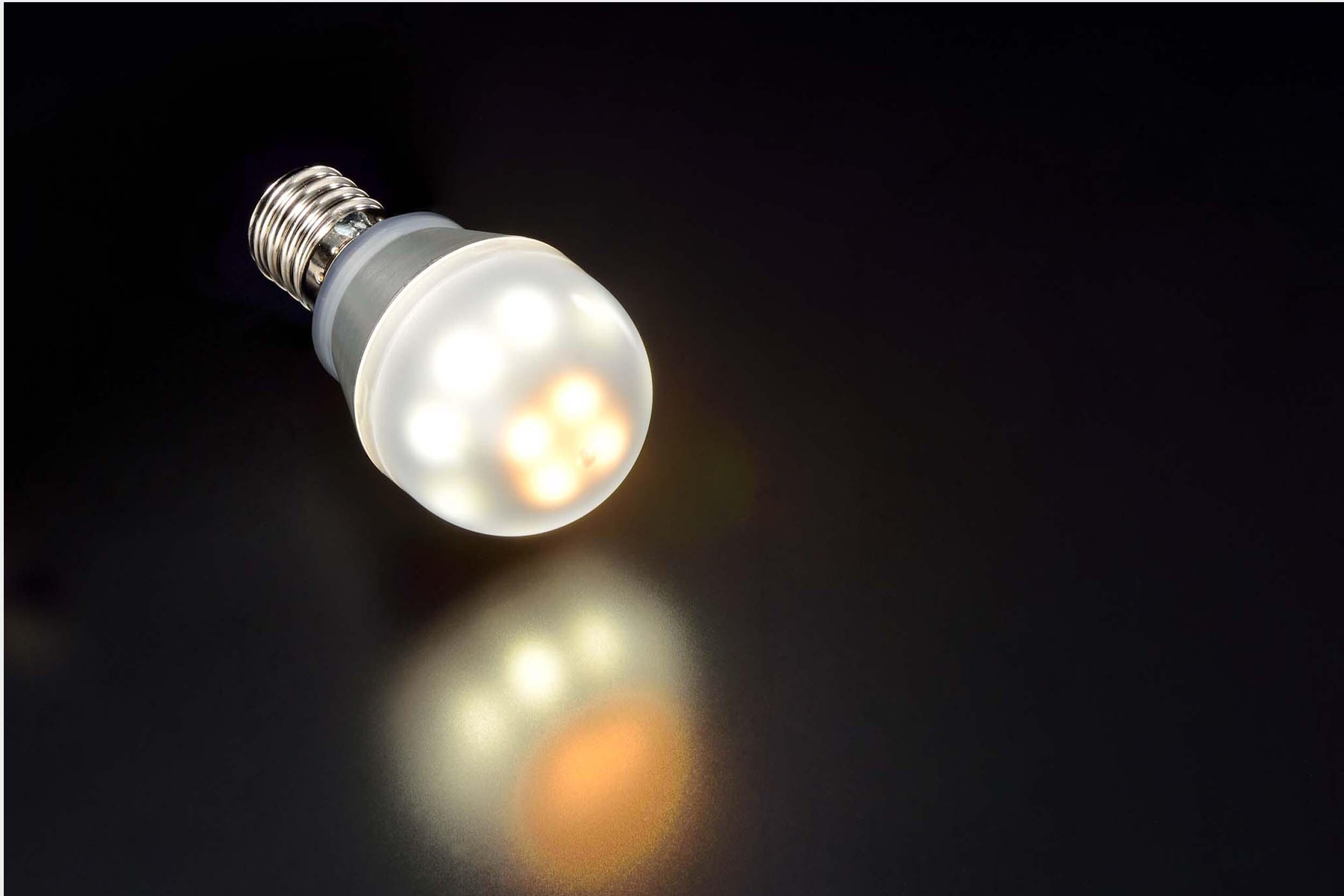 医療現場で安心して使用できるLED電球 白色BW-S11