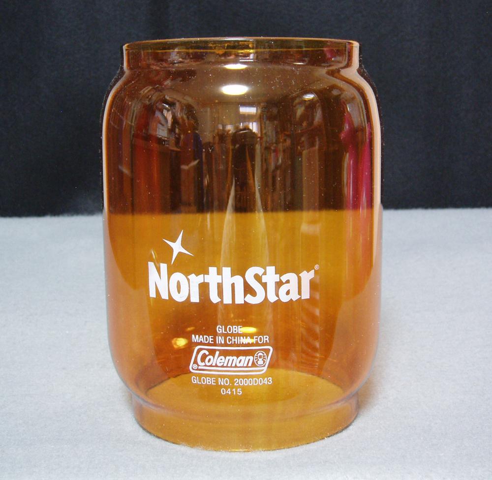 コールマン ノーススター ランタン アンバー グローブ 2000 2500 North Star
