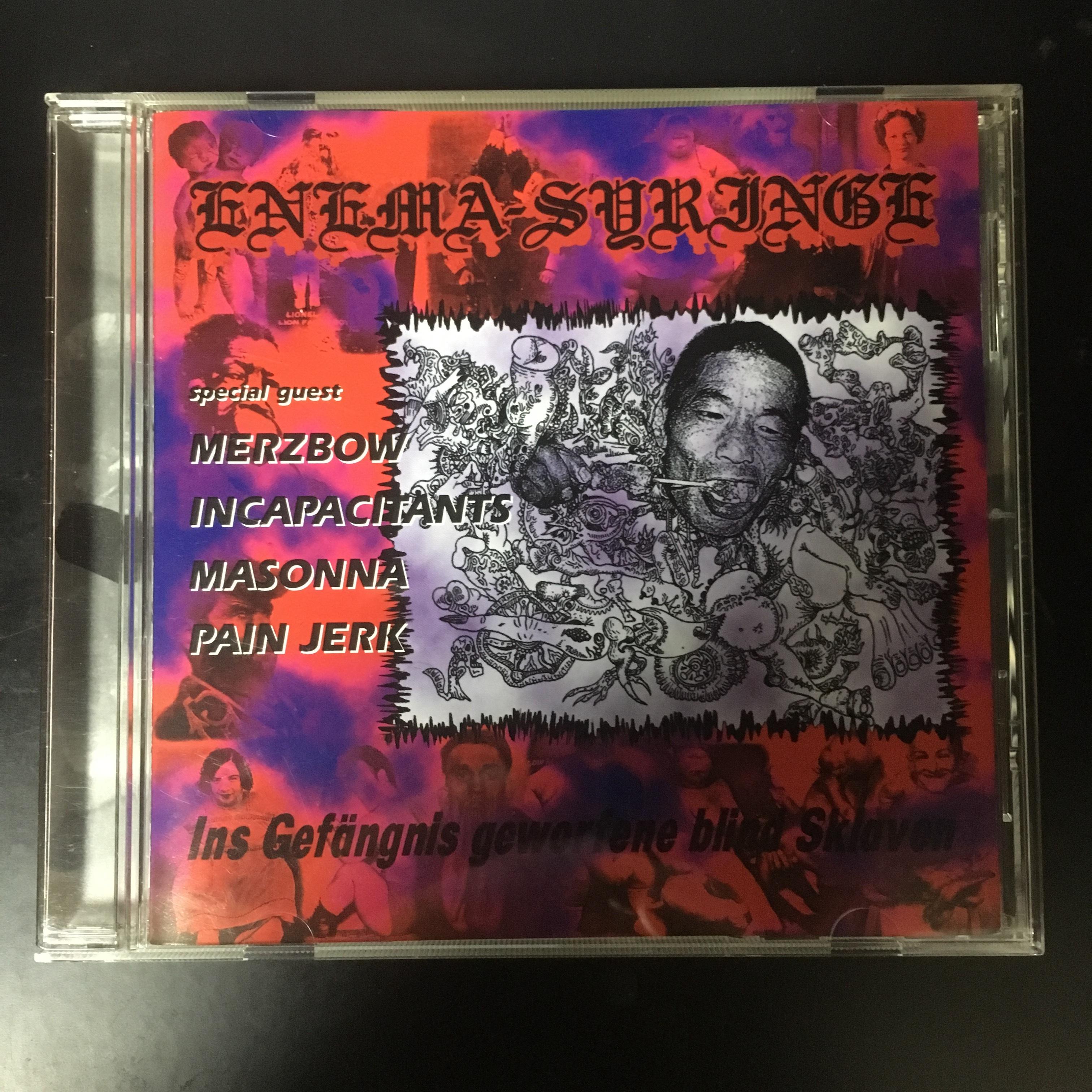 Enema-Syringe – Ins Gefängnis Geworfene Blind Sklaven(CD)USED