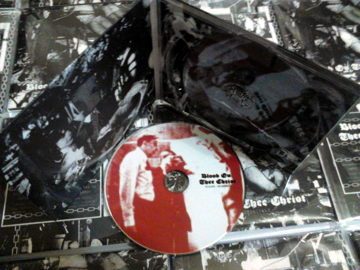 Blood Ov Thee Christ - Filthy Criminals CD - 画像2