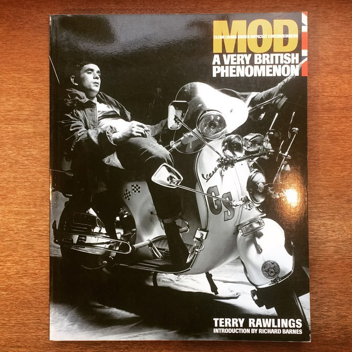 モッズ写真集「Mod a Very British Phenomenon/Terry Rawlings」 - 画像1