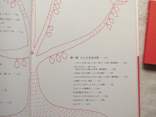 『からだのーと』[直筆イラスト入り]早川ユミ著 - 画像5