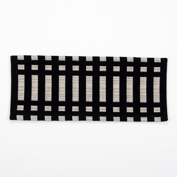 JOHANNA GULLICHSEN Puzzle Mat 1 Nereus Black