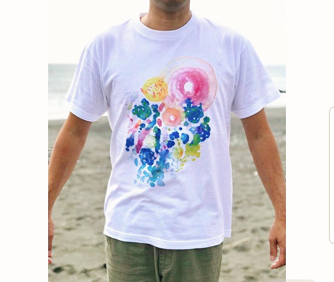 ちいさいまつり応援Tシャツ*Mサイズ