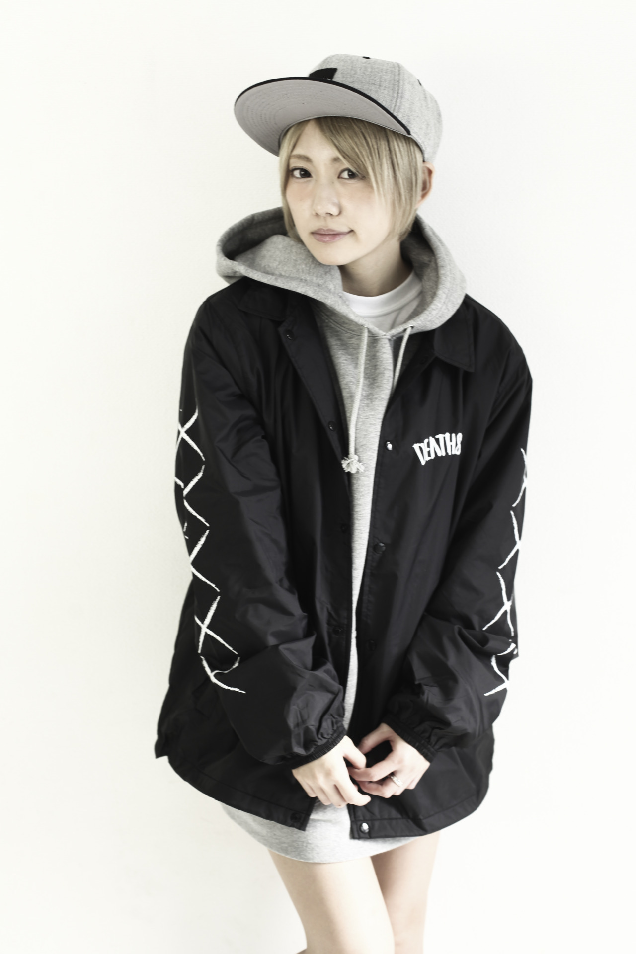 """deathsight"" C JKT / BLACK - 画像3"