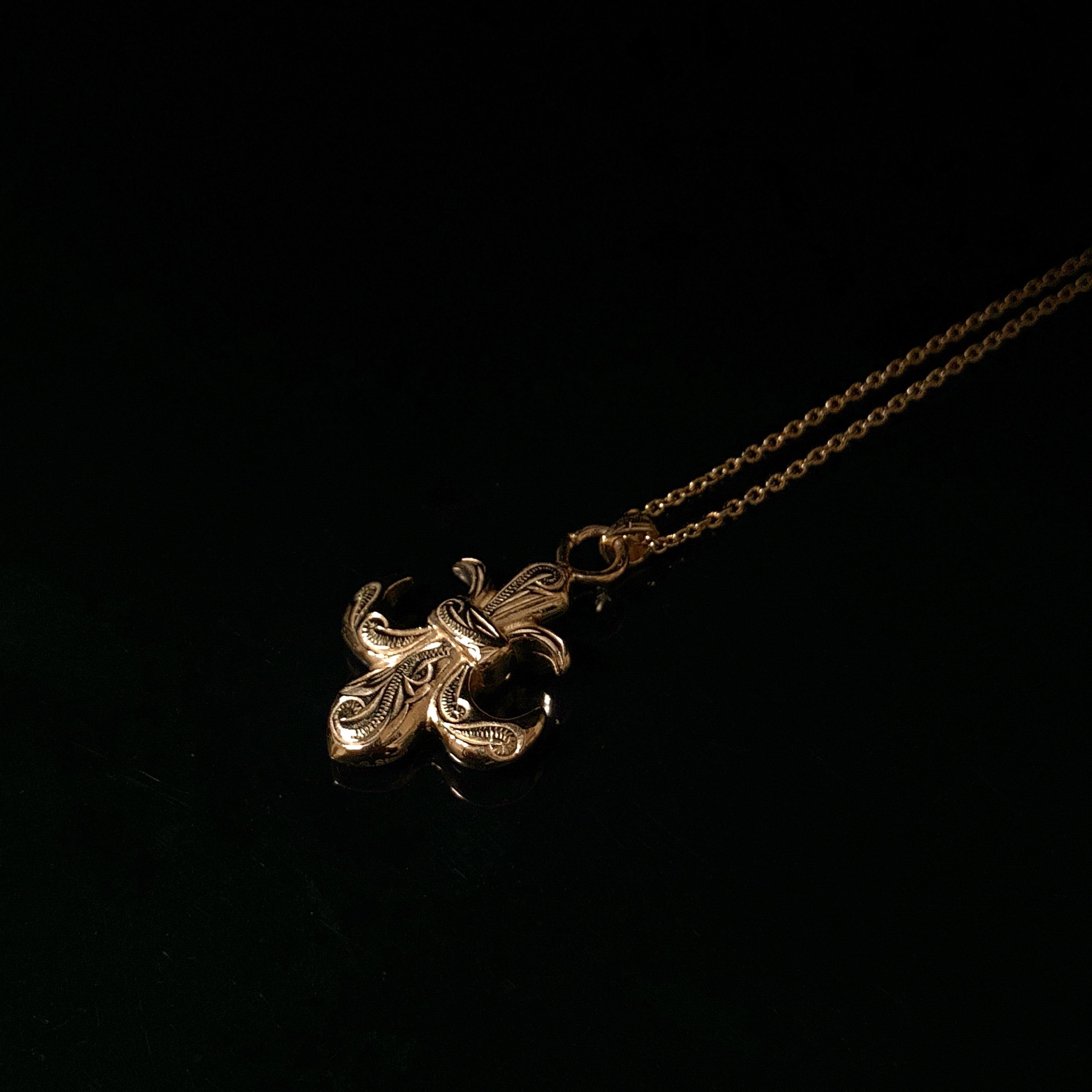 24kgp Hawaiian jewelry(flare)