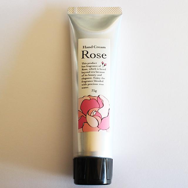 〈ROSE〉ハンドクリーム