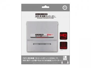 NES用 拡張コンバーター (16ビットポケットHDMI用) CC-16PHN-GR  /  コロンバスサークル