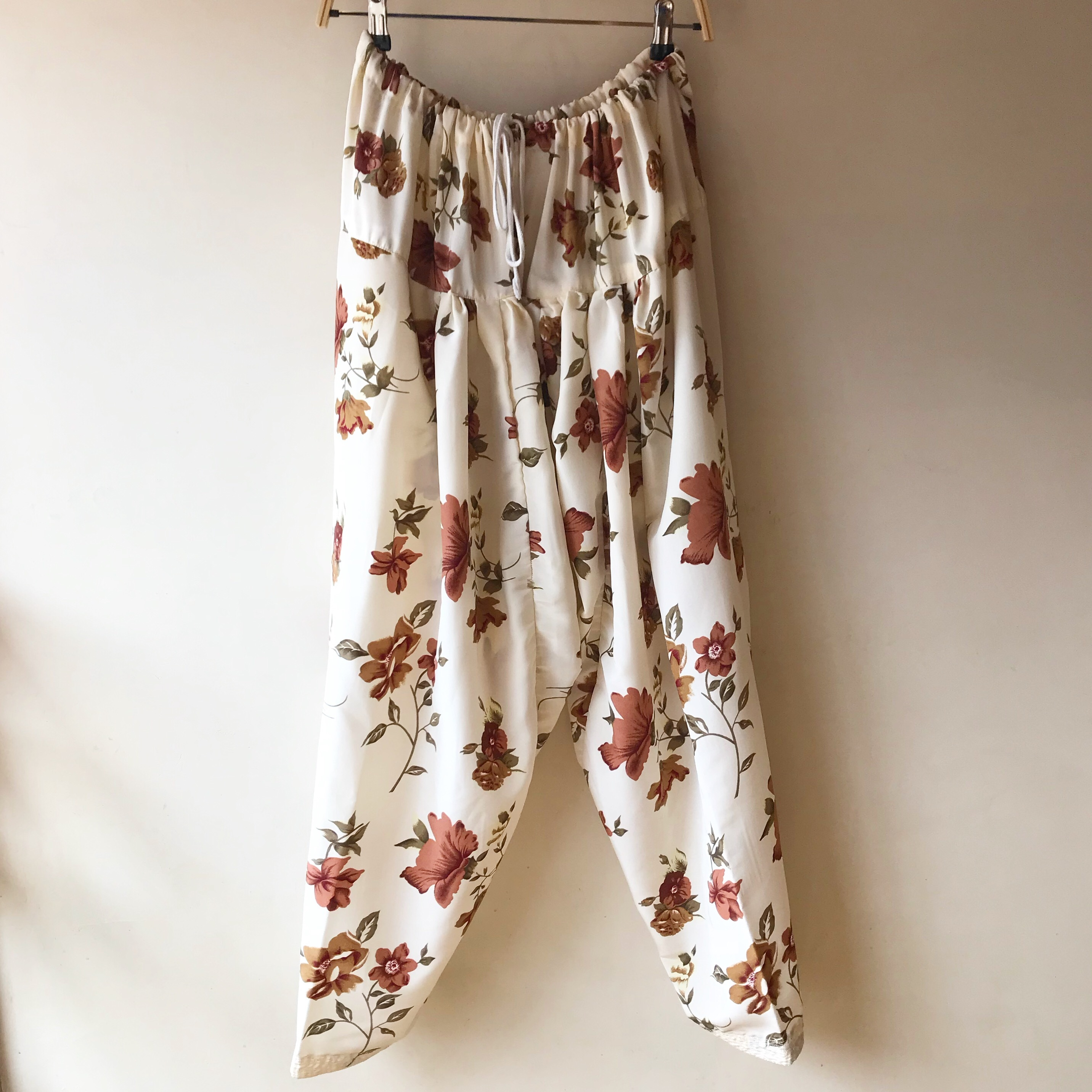 vintage design volume pants