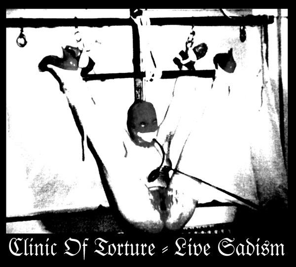 Clinic Of Torture - Live Sadism CD - 画像1