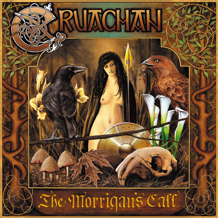 "CRUACHAN ""The Morrigan's Call""日本盤"