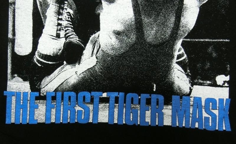 初代タイガーマスク/THE RIVAL ONE(ダイナマイトブラック) / ハードコアチョコレート