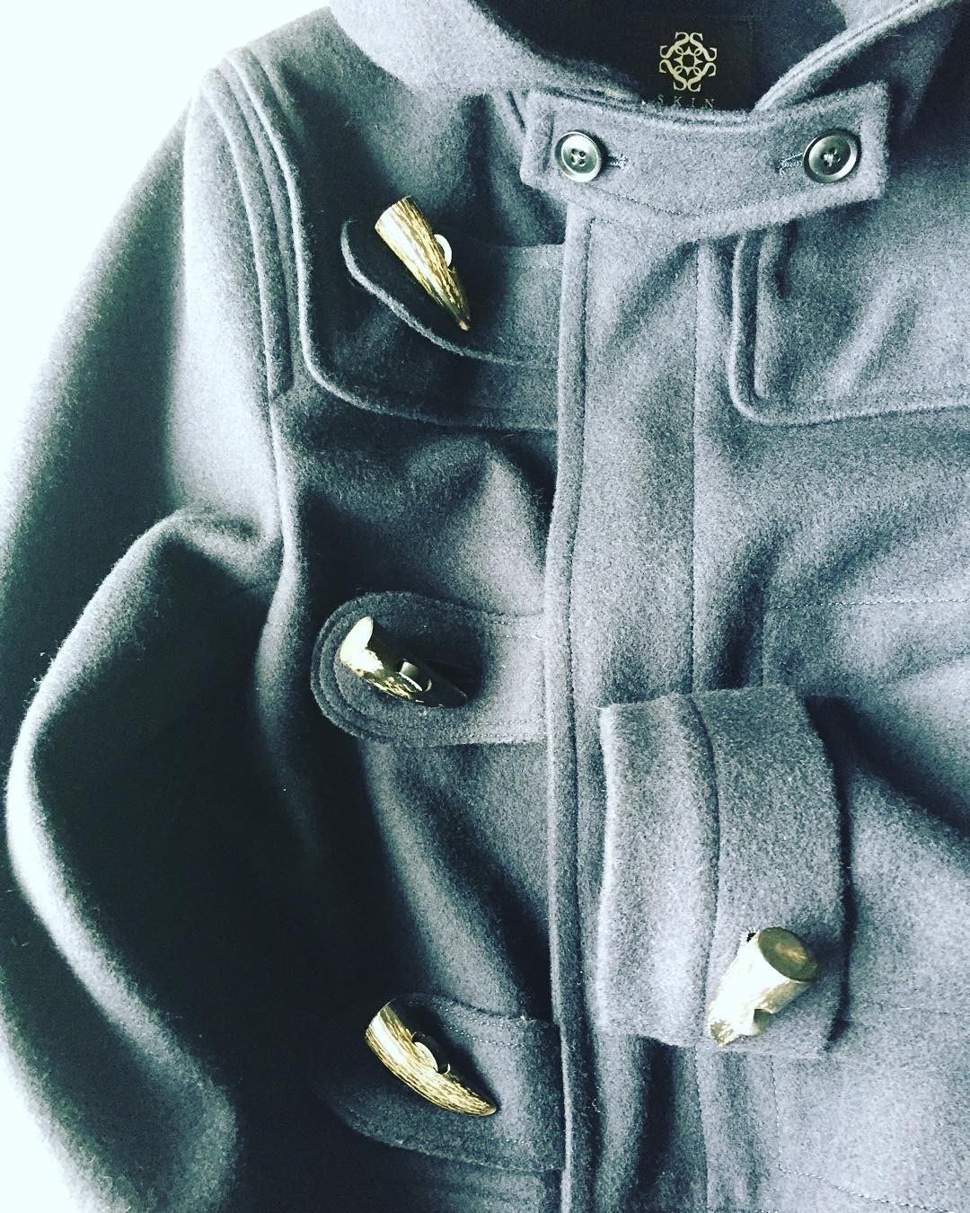 SKIN / Buffalo Coat - 画像4