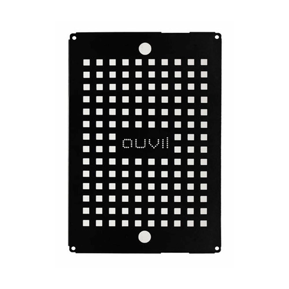 auvil black multi plate ブラックマルチ プレート