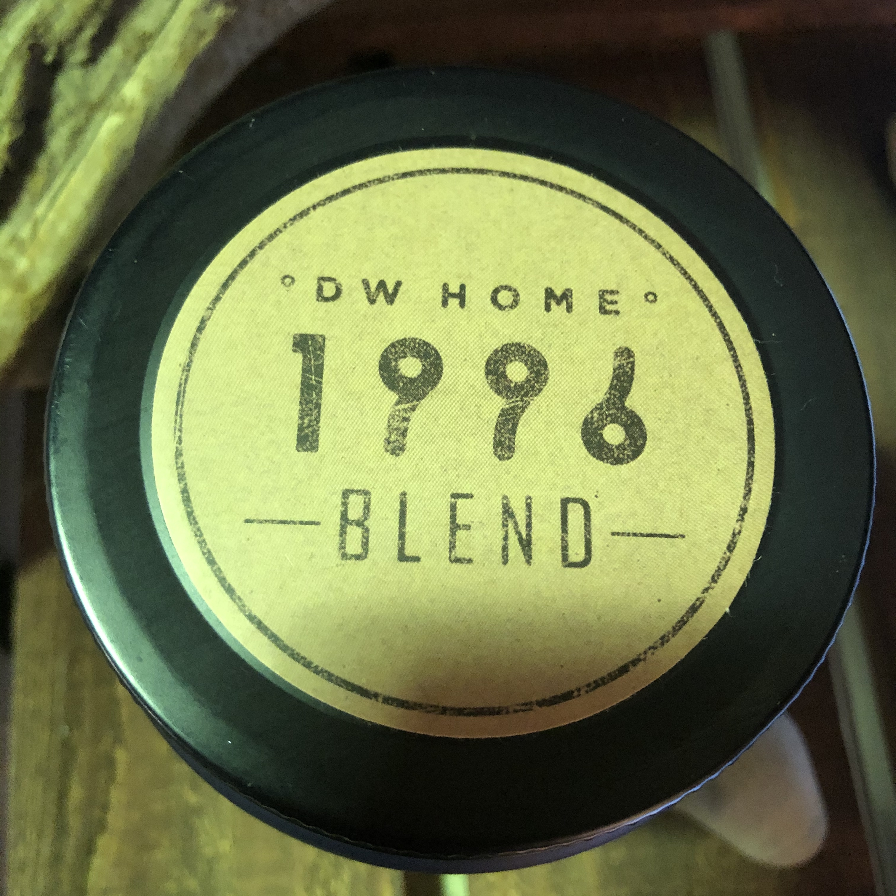 DW Home Candles 1996 BLEND 【OCEAN DRIFT WOOD BLEND】海と流木の香りが際立つアロマキャンドル