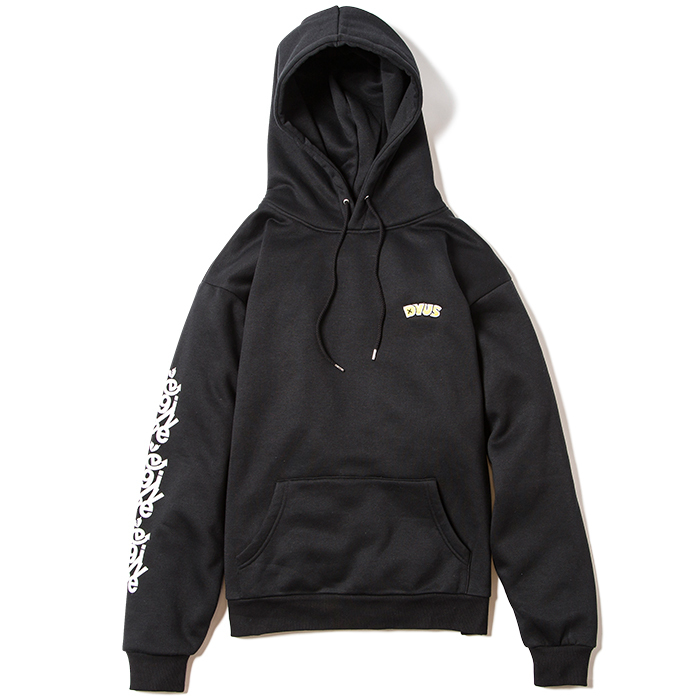 Deviluse(デビルユース) | DVUS Pulloverhooded(Black)