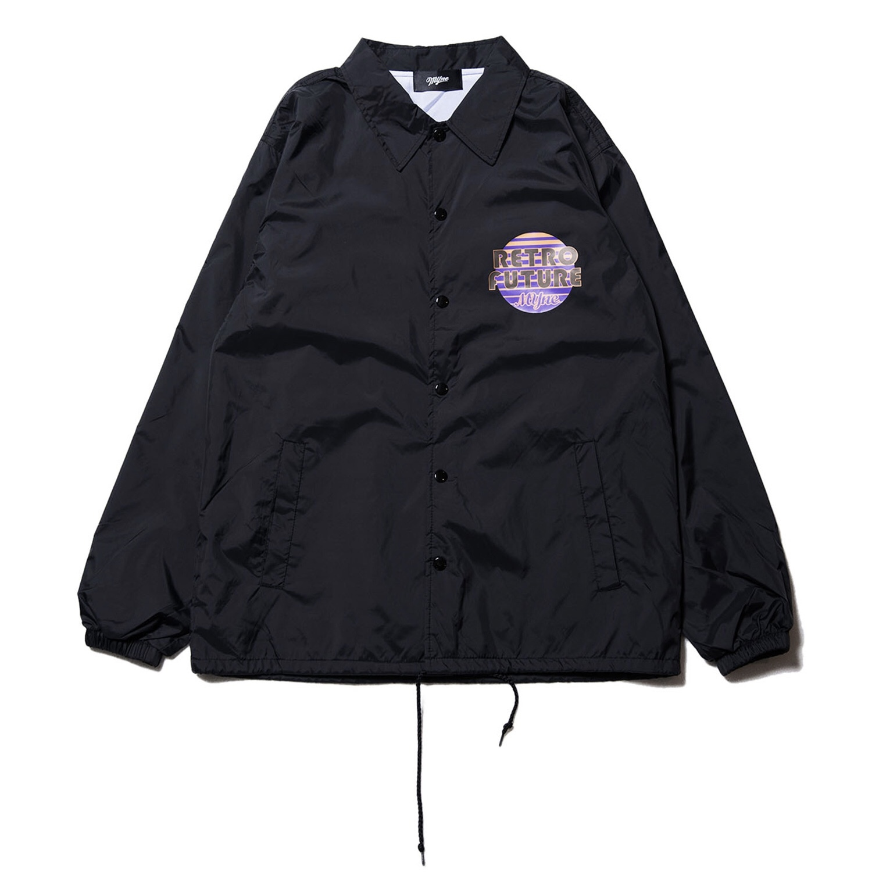 Midnight80 cosch jacket / BLACK  - 画像1