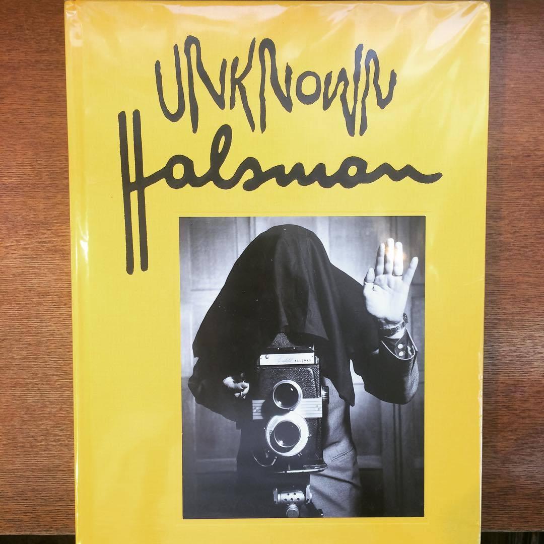 フィリップ・ハルスマン写真集「Unknown Halsman/Philippe Halsman」 - 画像1