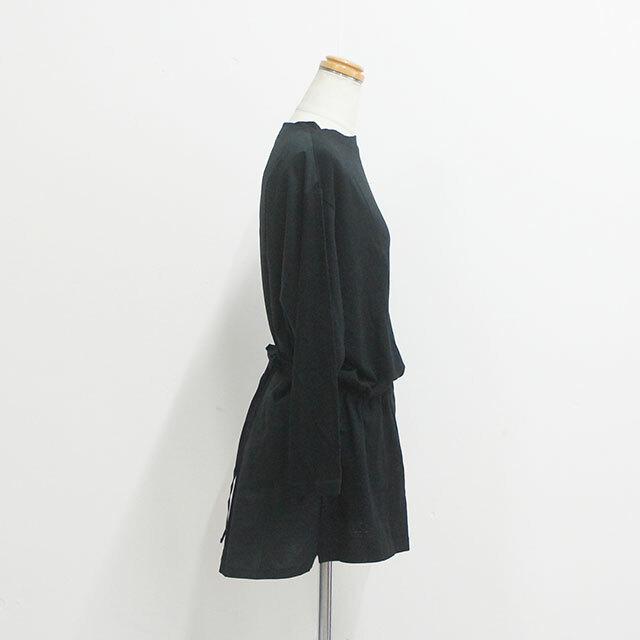 NARU ナル 天竺×布帛リボンチュニック (品番634011)
