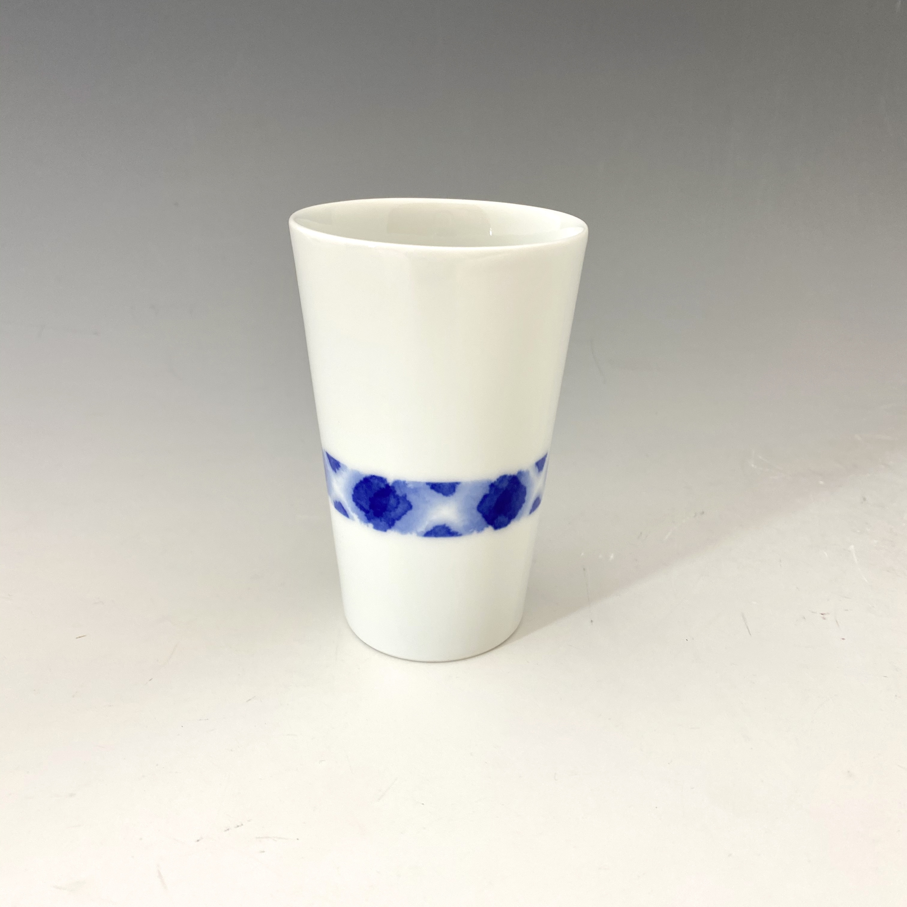 【中尾英純】和紙染ぼかし文フリーカップ