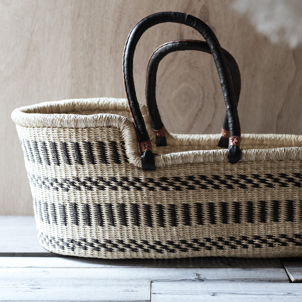 Bolga Baby Basket  / クーファン