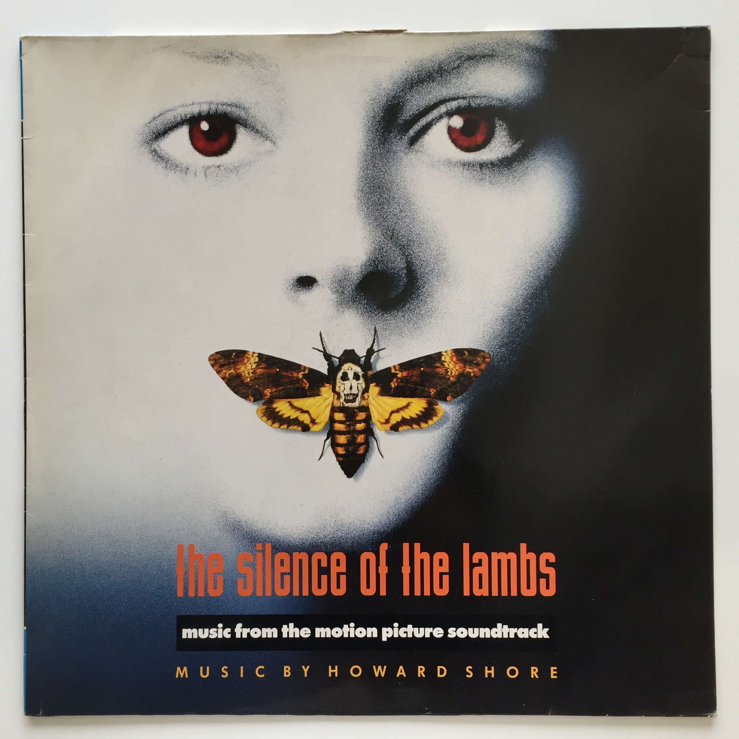 ●O.S.T. / THE SILENCE OF THE LAMBS