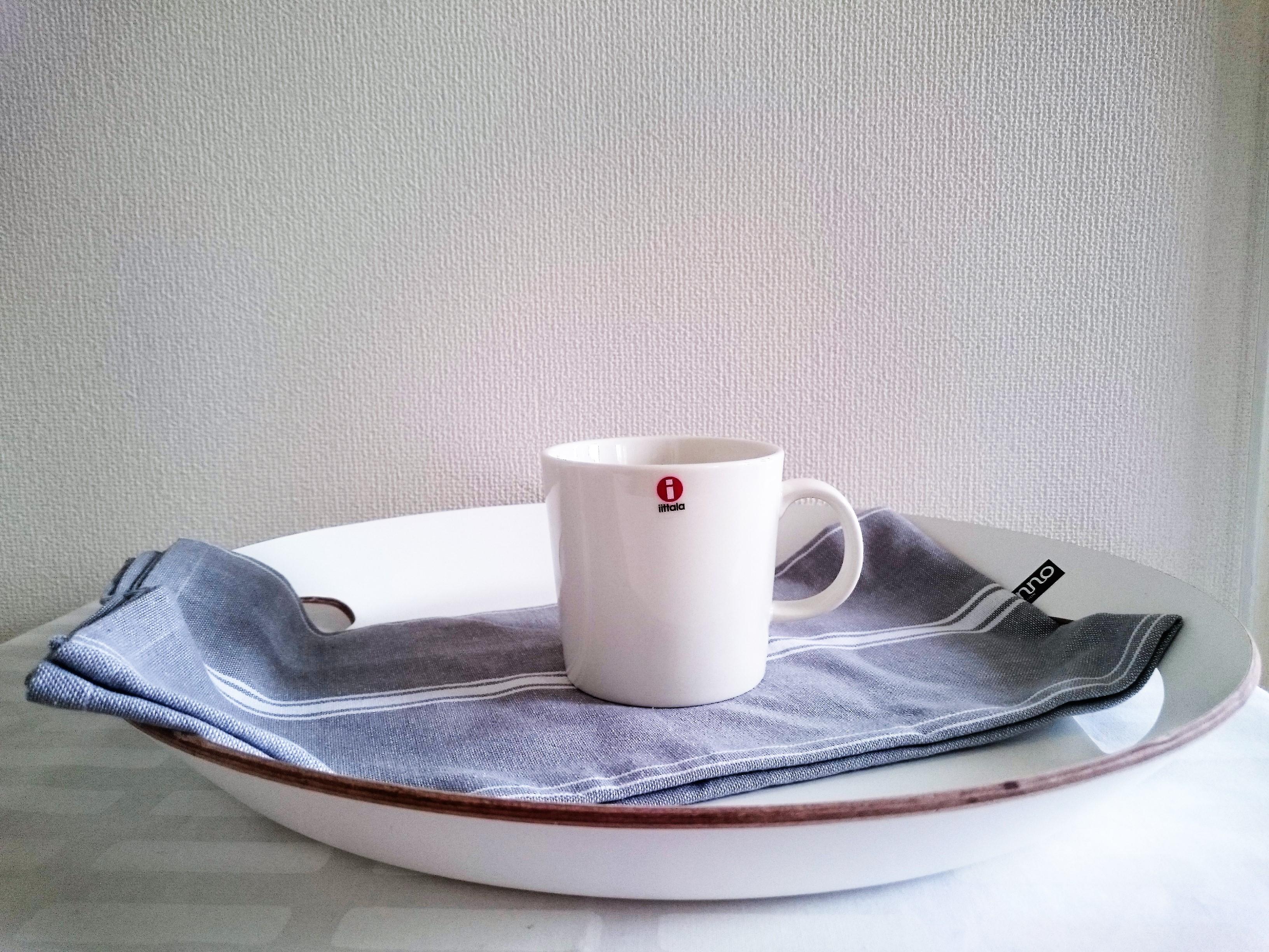 マグカップ / イッタラ / TEEMA ティーマ /  ホワイト (0.3L)