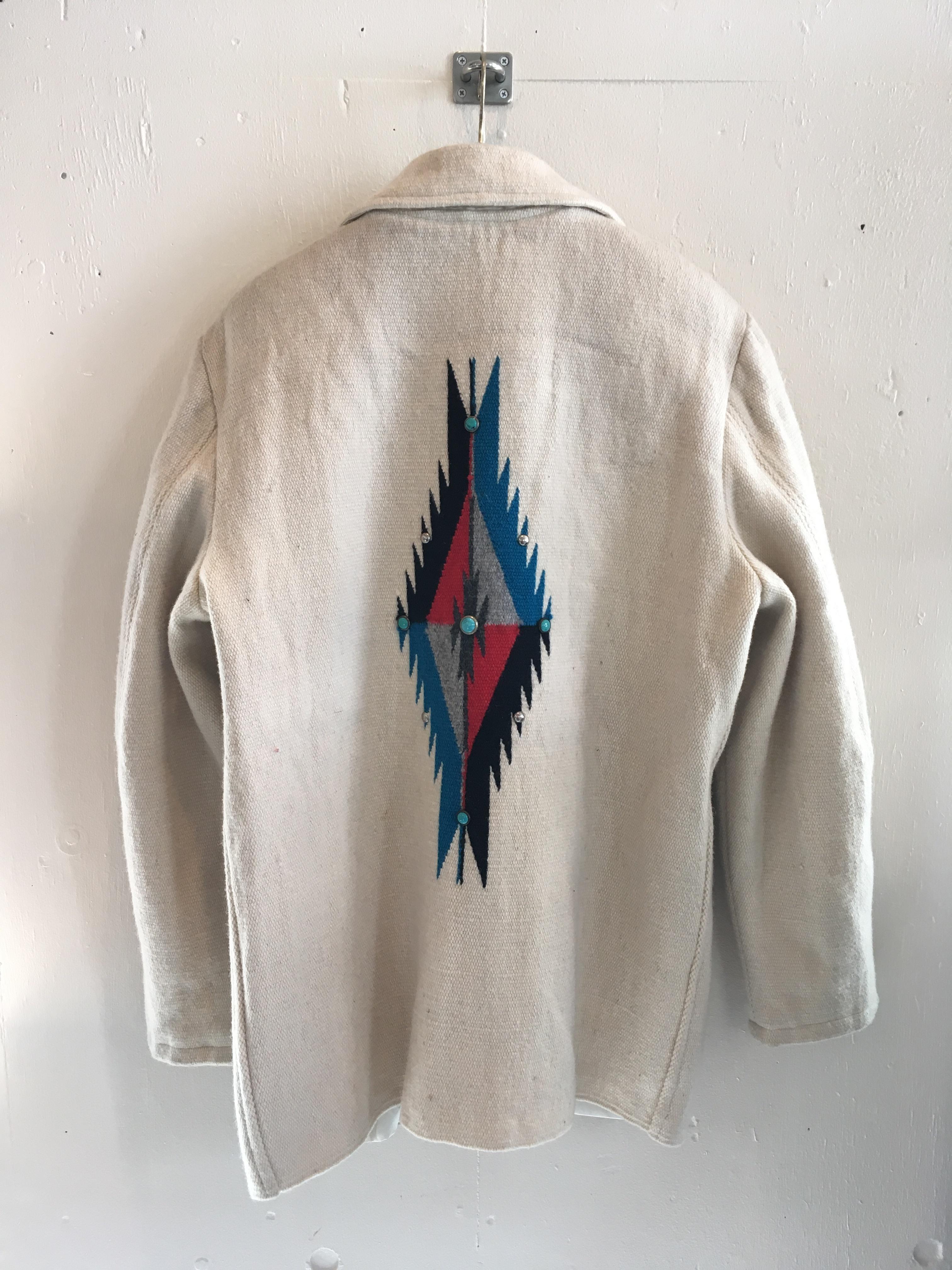 ORTEGA CHIMAYO コート