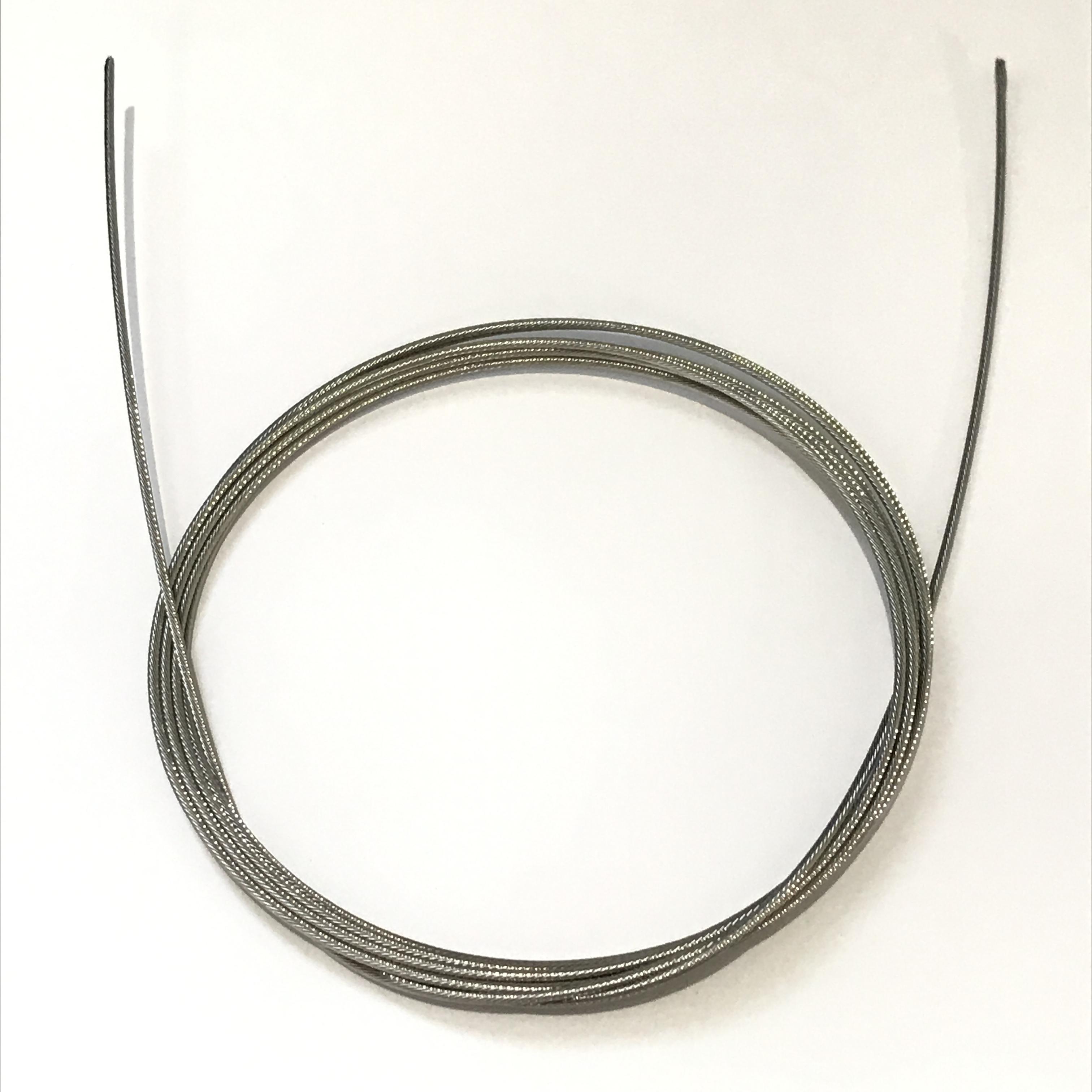 【限定販売】1.6mm 交換用ワイヤーロープ