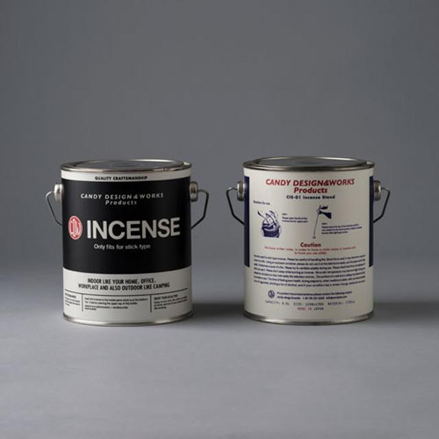 Incense Stand [ Black×White ]