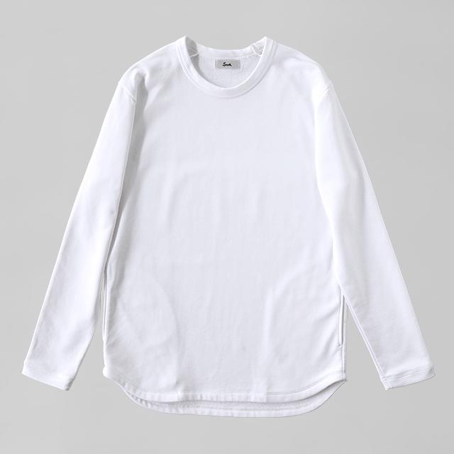 アーバンドレススウェットシャツ / WHITE
