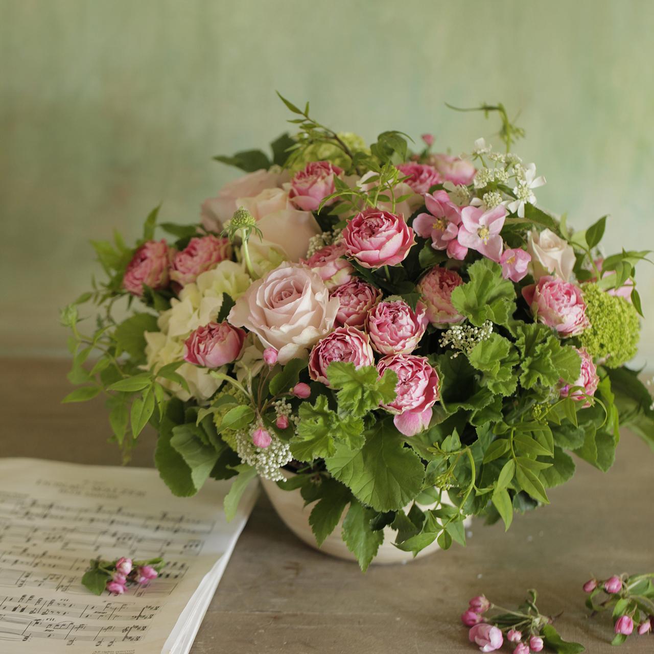 Rose Pot ローズポット<L>