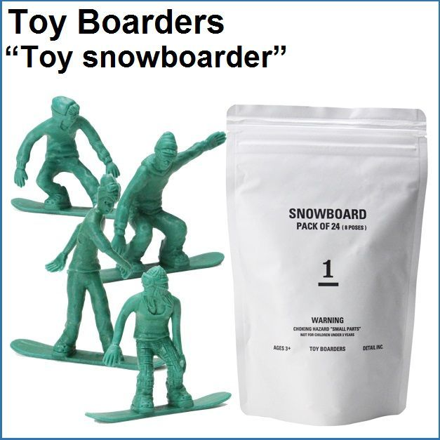 "Toy Boarders ""Toy snowboarder"""
