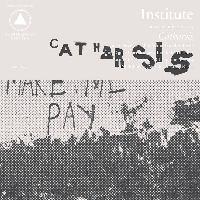 Institute / Catharsis and Subordination(100 Ltd Deluxe Cassette Set)