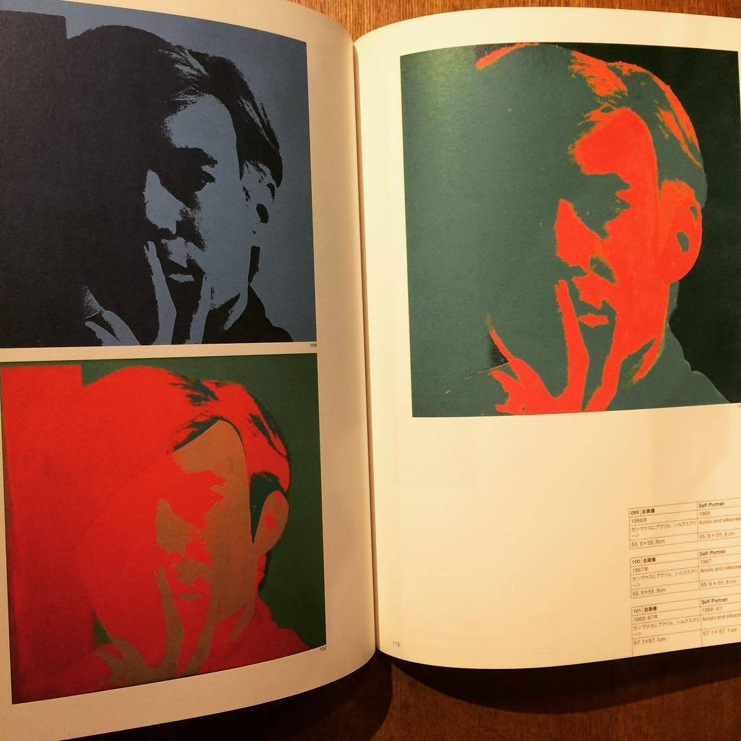 図録「アンディ・ウォーホル展 From Collection of MUGRABI」 - 画像3