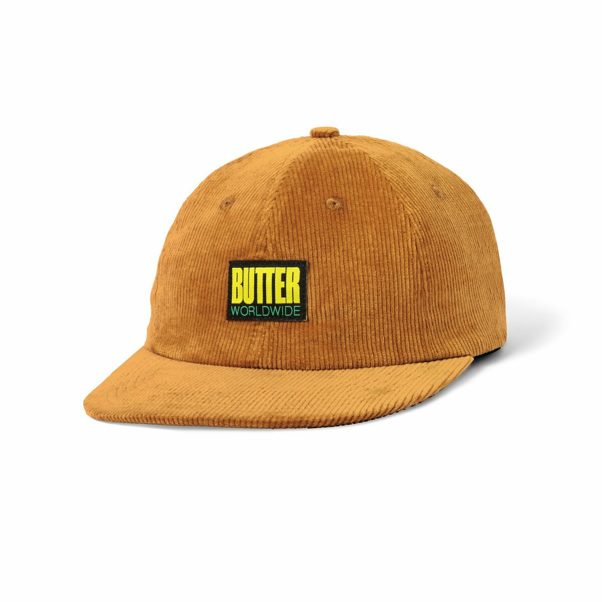 BUTTER GOODS 【THOMAS CORDUROY 6 PANEL CAP】
