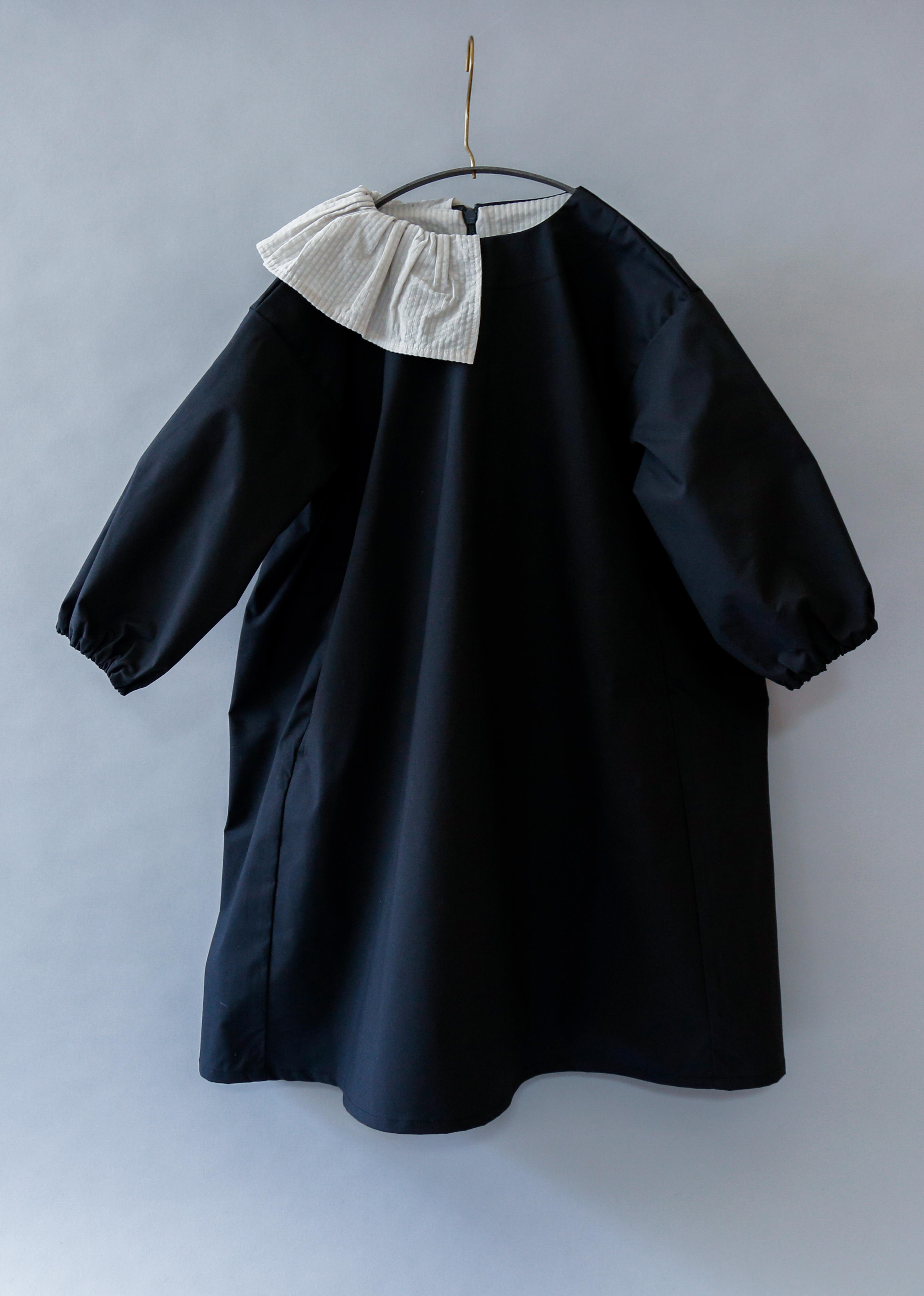 《michirico 2019AW》Dress / black / S・M