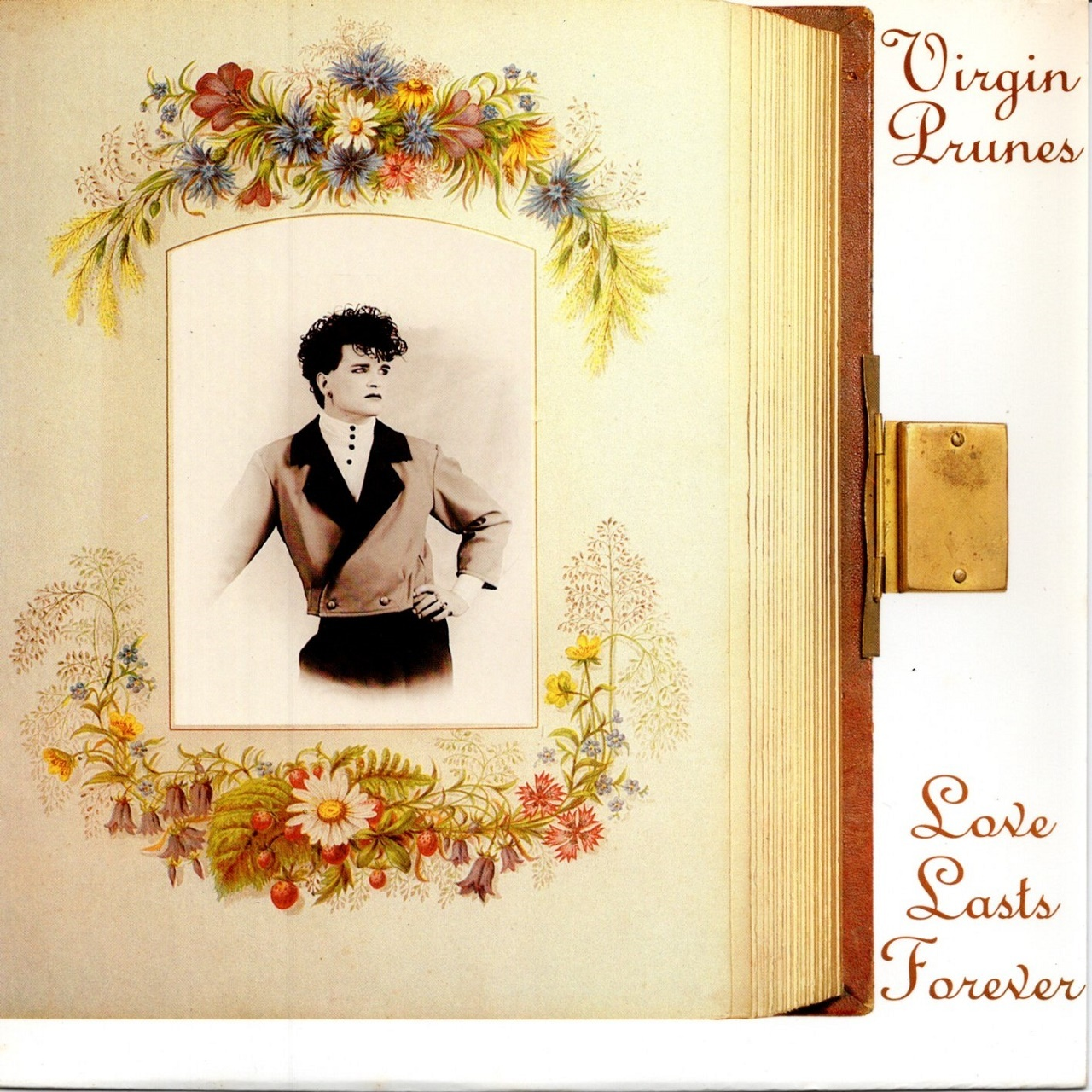 【7inch・仏盤】Virgin Prunes / Love Lasts Forever