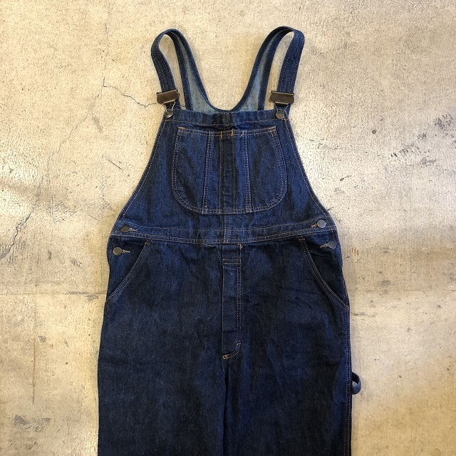 Vintage Cotton Juice Overalls 60~70's