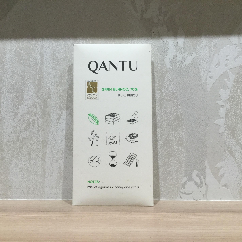 【QANTU/カントゥ】グランブランコ70%ピウラ