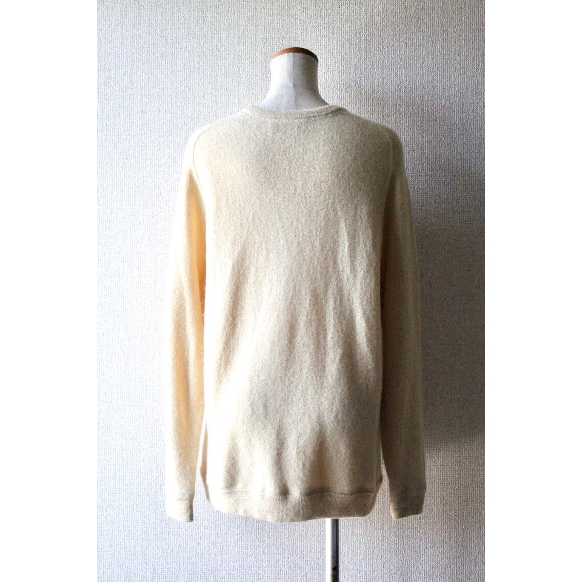 Vintage baby alpaca sweater