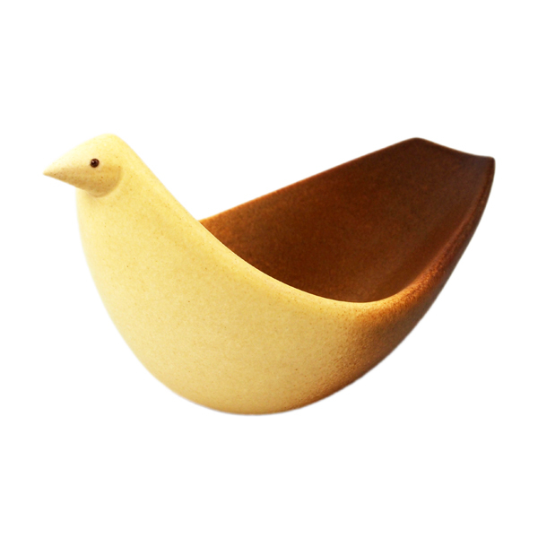BIRDS' WORDS Bird Tray イエロー