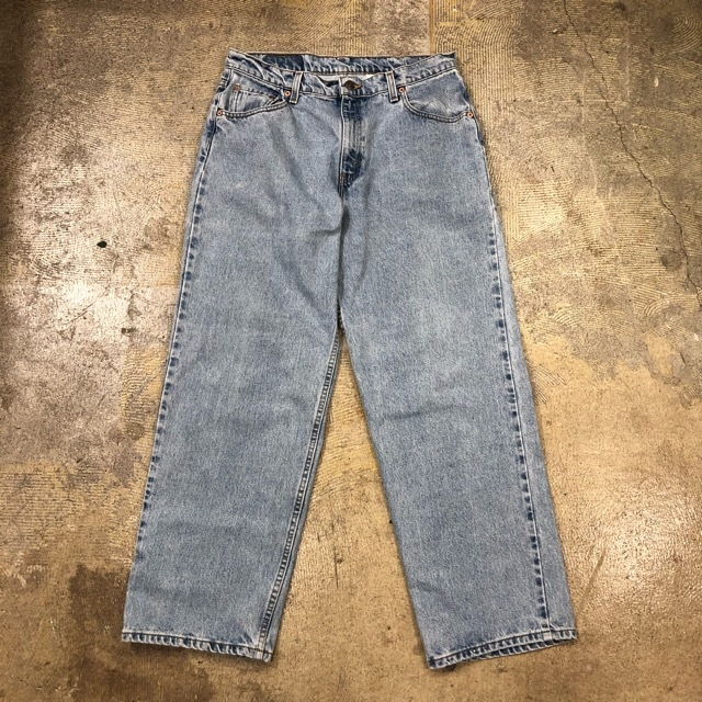 Levi's 565 Made in USA Student ¥7,900+tax