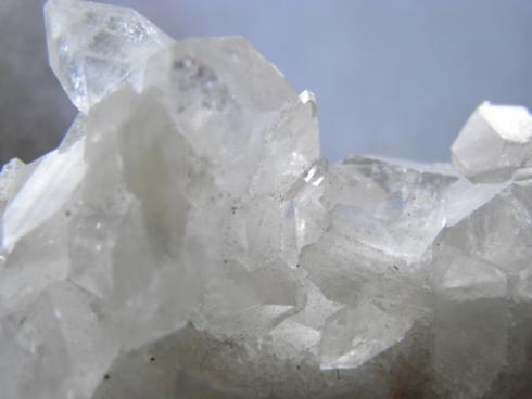 鉱物 - 魚眼石 - フユノモリ社セレクト鉱物