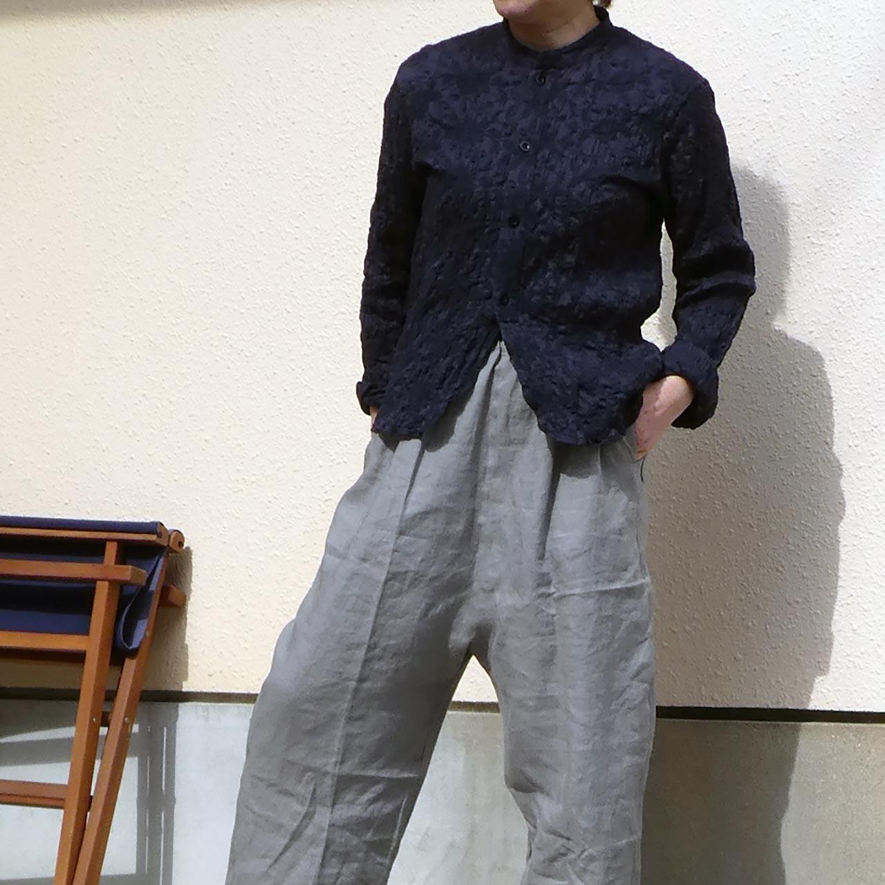 シュリンクレースシャツ ヴィレッジ