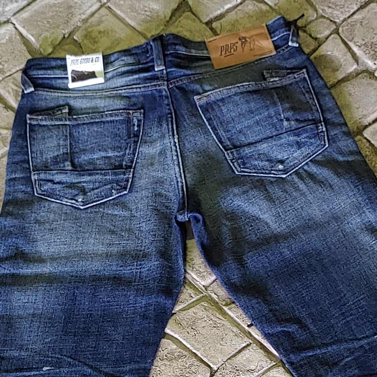 【NEW】PRPS DENIM PT ❬DEMON❭ W28
