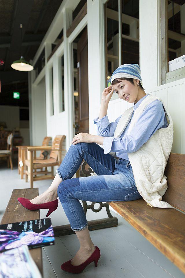 【送料無料】こころが軽くなるニット帽子amuamu|新潟の老舗ニットメーカーが考案した抗がん治療中の脱毛ストレスを軽減する機能性と豊富なデザイン NB-6546|ジュエルシリーズ - 画像1