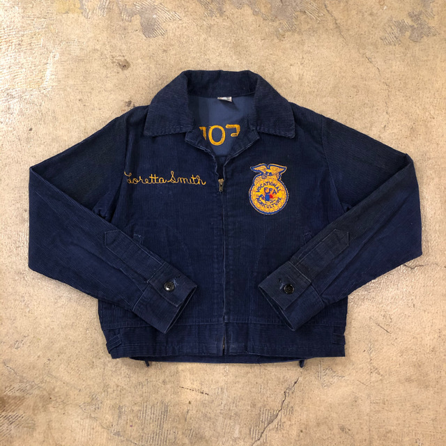 FFA California Jacket ¥8,900+tax