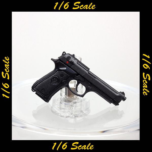 【01759】 1/6 DAMToys M9 ハンドガン
